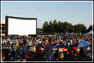 Mount Gilead outdoor movie rental