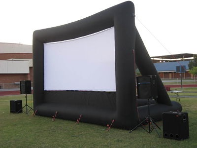 inflatable screen  2